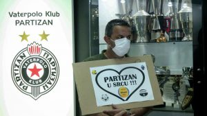 Vanredna skupština VK Partizan 13. jula