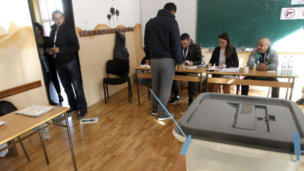 Zatvorena birališta u četiri opštine na severu KiM
