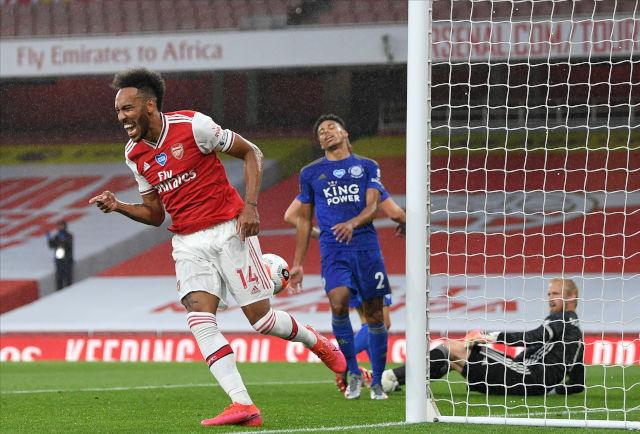Vardi čuva Lisice i prvo mesto na listi strelaca, prekinuta serija Arsenala! (video)