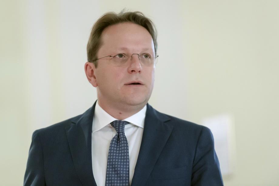 Varheji: Srbija je spremna da se brže kreće ka EU,sa pravom