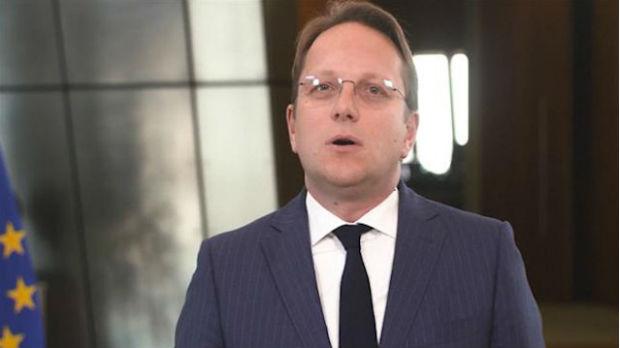 Varheji: Važno da Srbija ubrza put EU reformi