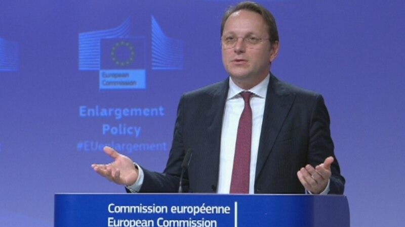 Varhelji: EU razmatra mogućnosti da pomogne Crnoj Gori u rješavanju kineskog aranžmana