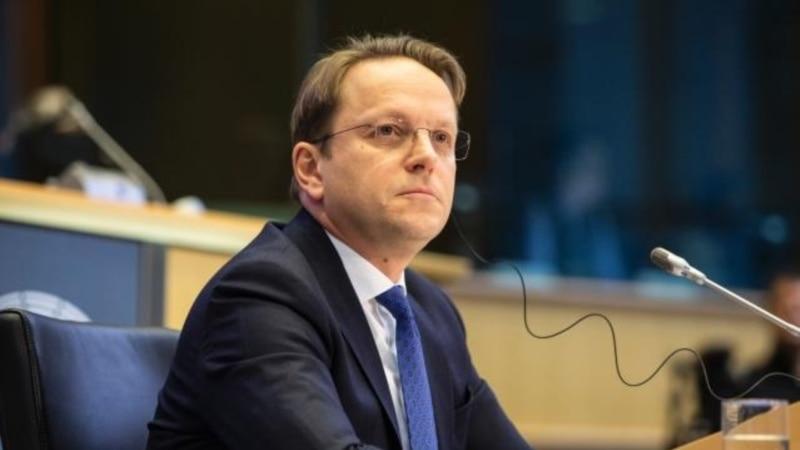 Varhelyi: EU odobrila novu metodologiju za Srbiju i Crnu Goru