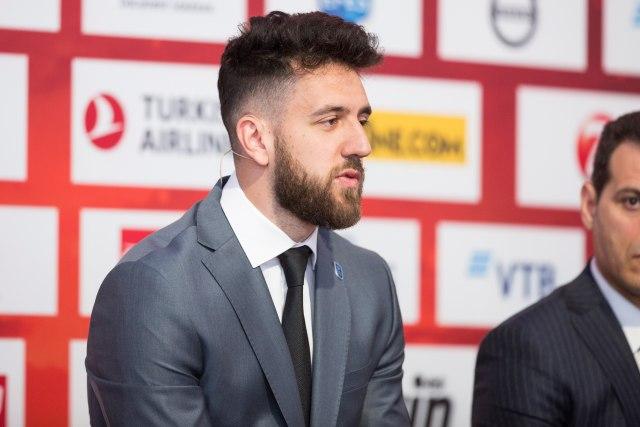 Hrvat veruje u Srbina: Vasa Micić pripada NBA