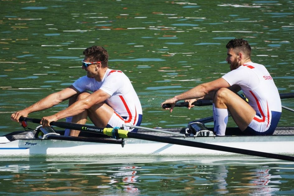Vasić i Mačković u polufinalu Olimpijskih igara
