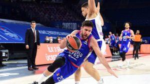 Vasilije Micić u najboljoj petorci Evrolige