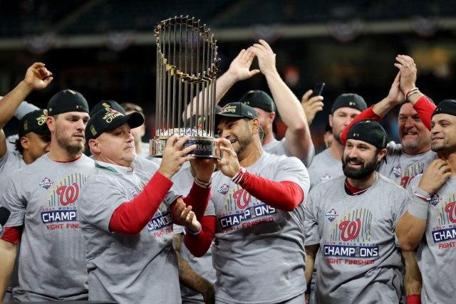Vašington dobio MLB šampiona posle 95 godina VIDEO