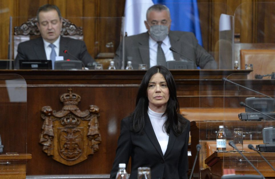 Vasović preuzela funkciju