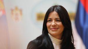 Vasović stupila na funkciju predsednika Vrhovnog kasacionog suda