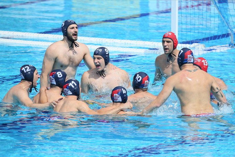 Vaterpolisti Srbije pobedili Italiju za peto mesto na EP