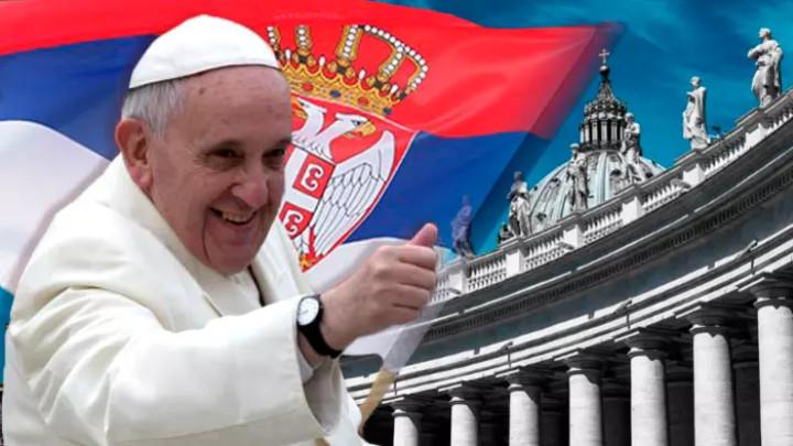 Vatikan je država koja čvrsto stoji iza svog nepriznavanja samoproglašenog Kosova! (FOTO+VIDEO)