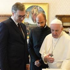 Vatikan je država koja čvrsto stoji iza svog nepriznavanja samoproglašenog Kosova