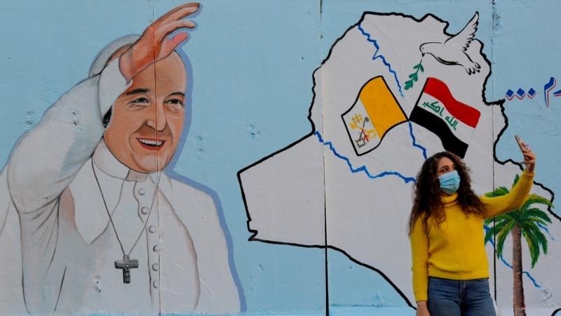Vatikan podržava papinu odluku da posjeti Irak kao čin ljubavi