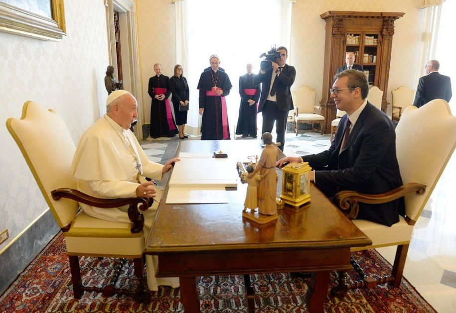 Vatikan želi Srbiju u EU?