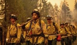 Vatrogasci u Kaliforniji i dalje se bore protiv šumskog požara