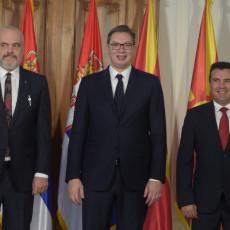 Važan dan za Srbiju i Zapadni Balkan: Vučić danas sa Ramom i Zaevom na ekonomskom forumu u Skoplju