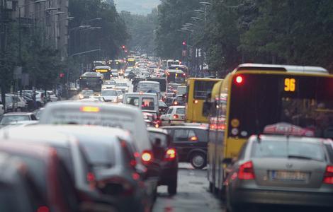 Vazduh u prestonici danas je zagađen na DVE LOKACIJE
