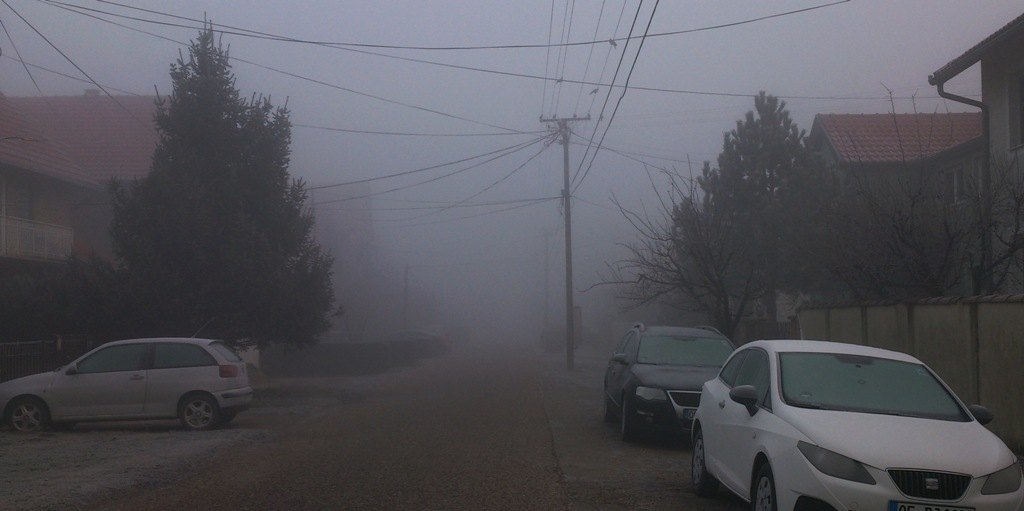 Vazduh zagađen ali kvalitet bolji nego prethodnih dana