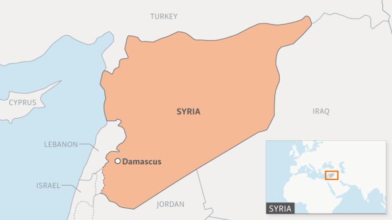 Vazdušni napadi SAD na ciljeve u Siriji
