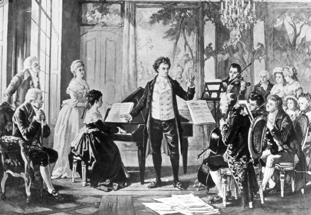Veče Betovena sa dirigentom Danijelom Rajskinom