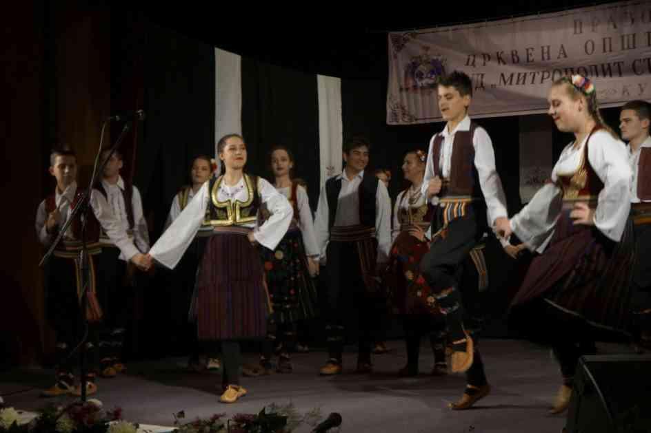 Veče folklora u Kulpinu