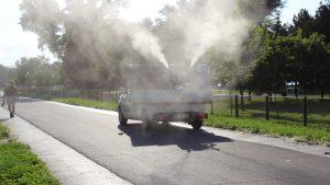 Večeras i sutra u Beogradu akcija suzbijanja komaraca sa zemlje