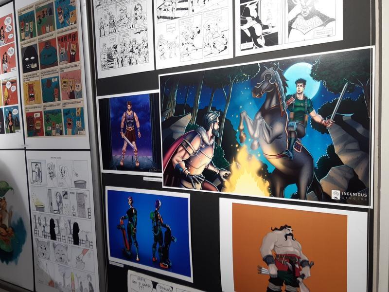 Večeras u Leskovcu počinje 23. Balkanska smotra strip autora