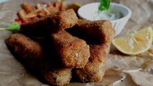 Vege recept: Nofish štapići