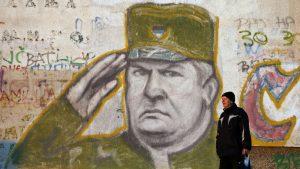Veličanje Mladića u Republici Srpskoj