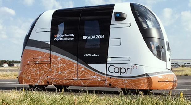 Velika Britanija počinje sa testiranjem autonomnih kapsula za prevoz putnika