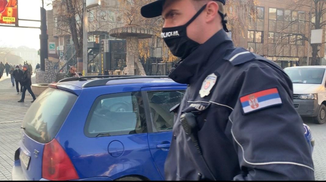Velika akcija policije u Novom Pazaru: Uhapšeno više lica