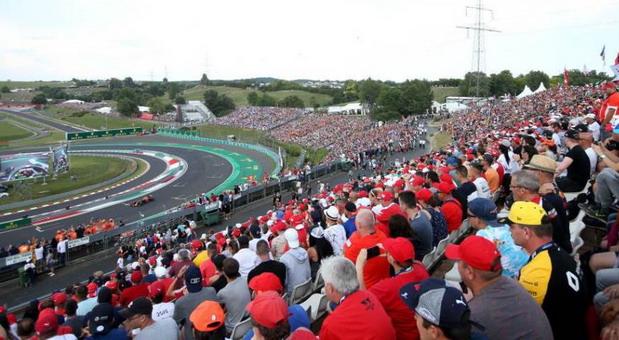 Velika nagrada Mađarske u F1 kalendaru barem do 2027. godine