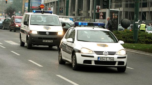 Velika policijska akcija u BiH, pretresi u tri kantona