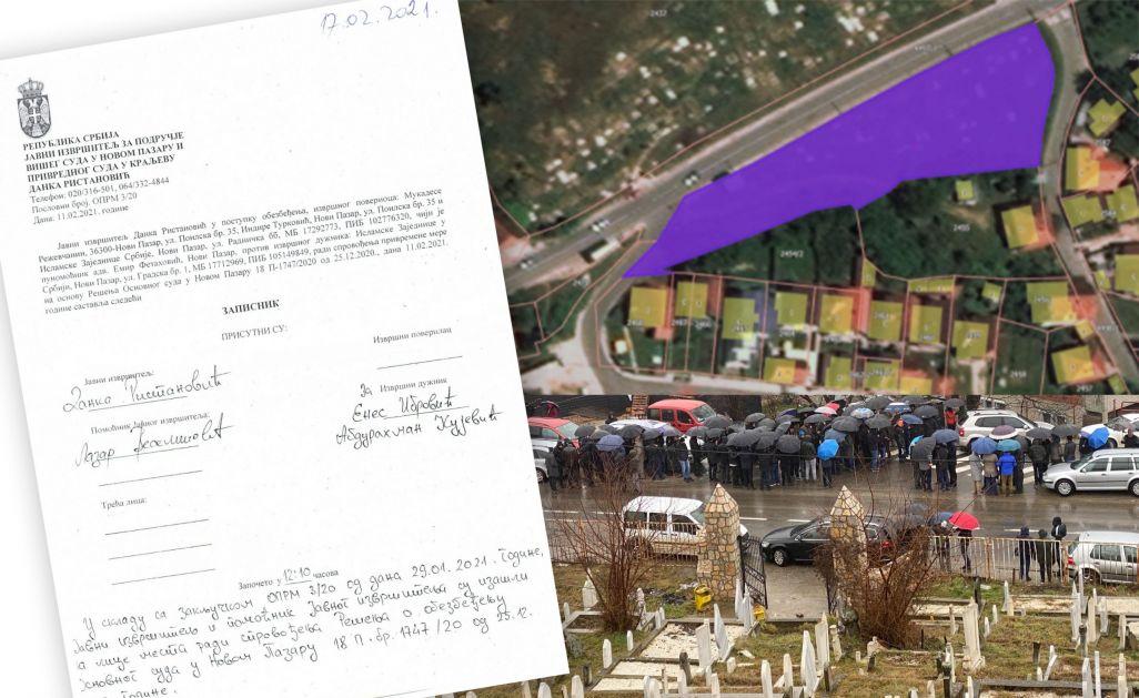 Velika pravna pobjeda – Donijet zaključak u korist Islamske zajednice po pitanju vakufa na Velikom groblju!