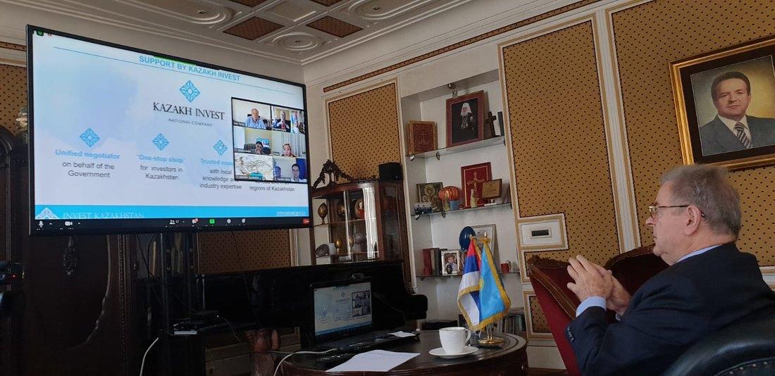 Velike mogućnosti saradnje sa Kazahstanom u agrobiznisu