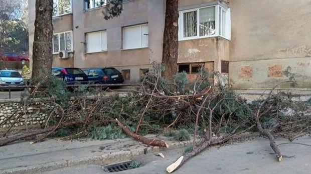 Veliki broj povređenih u nevremenu u Mostaru