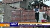 Veliki gest novopazarskih volontera: Sugrađaninu grade kuću VIDEO