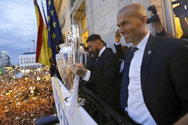 Veliki povratak Zidana na Bernabeu, Španci otkrili kada je zapravo puklo u Realu!