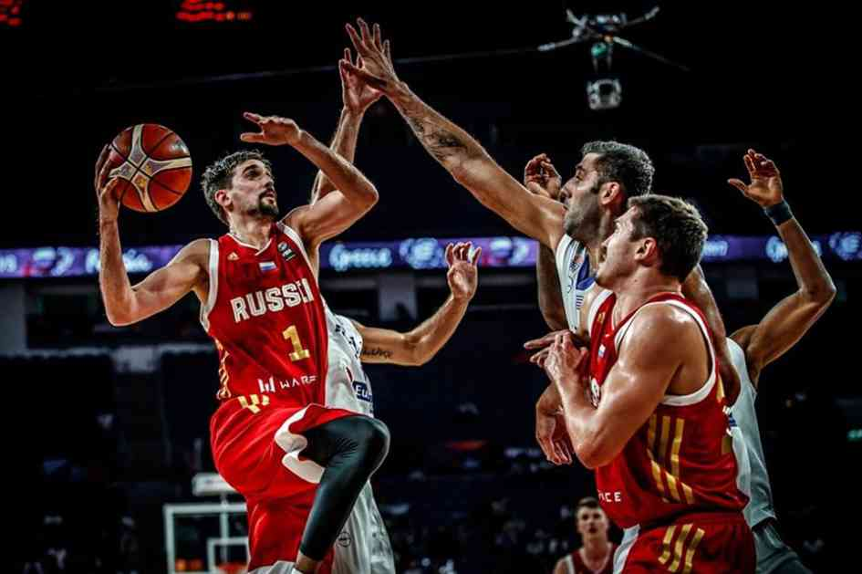 Veliki preokret Rusa za polufinale Evrobasketa!
