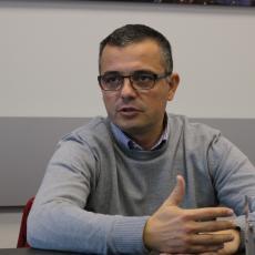 Veliki profesionalac, izuzetno posvećen svojoj zemlji Ministar Nedimović se oprostio od Miroslava Lazanskog
