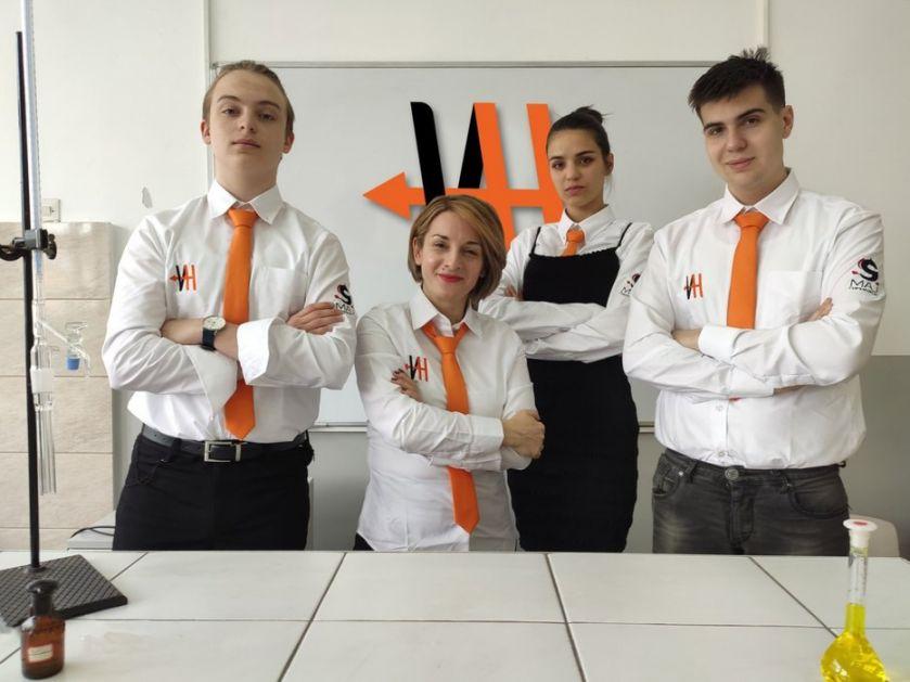 Veliki uspeh naših srednjoškolaca na regionalnom takmičenju za najbolju preduzetničku ideju (AUDIO)