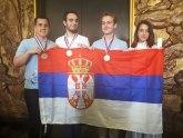 Veliki uspeh srpskih hemičara na Međunarodnoj olimpijadi uz podršku NIS-a