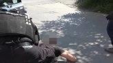 Veliko hapšenje policije u Beogradu i Novom Sadu: Pronađena eksplozivna naprava, oružje, droga... VIDEO