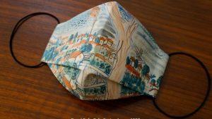Veliko interesovanje za zaštitne maske sa motivima iz kolekcije Narodnog muzeja