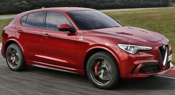 Veliko priznanje za Alfa Romeo Stelvio od Nemaca