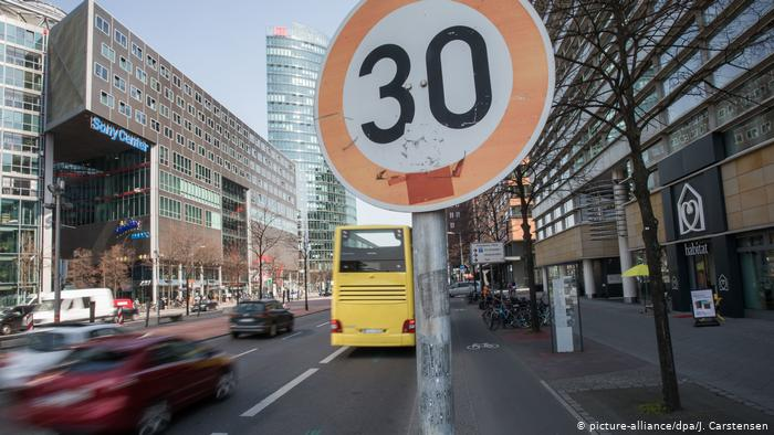 Veliko usporavanje: 30 na sat u gradovima?