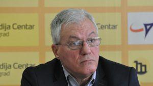 Veljanovski: Opozicija ne može da osvoji Beograd samo sa zelenom politikom