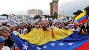 Venecuela proterala ambasadorku EU