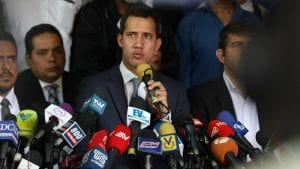 Venecuela suspendovala avio-kompaniju kojom je leteo lider opozicije Gvaido