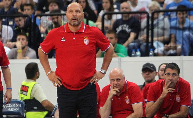 Veoma loše vesti pred utakmicu sa Italijom, Sale ostao sa igračem manje u rotaciji (foto)